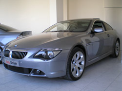 bmw 645 ci grey